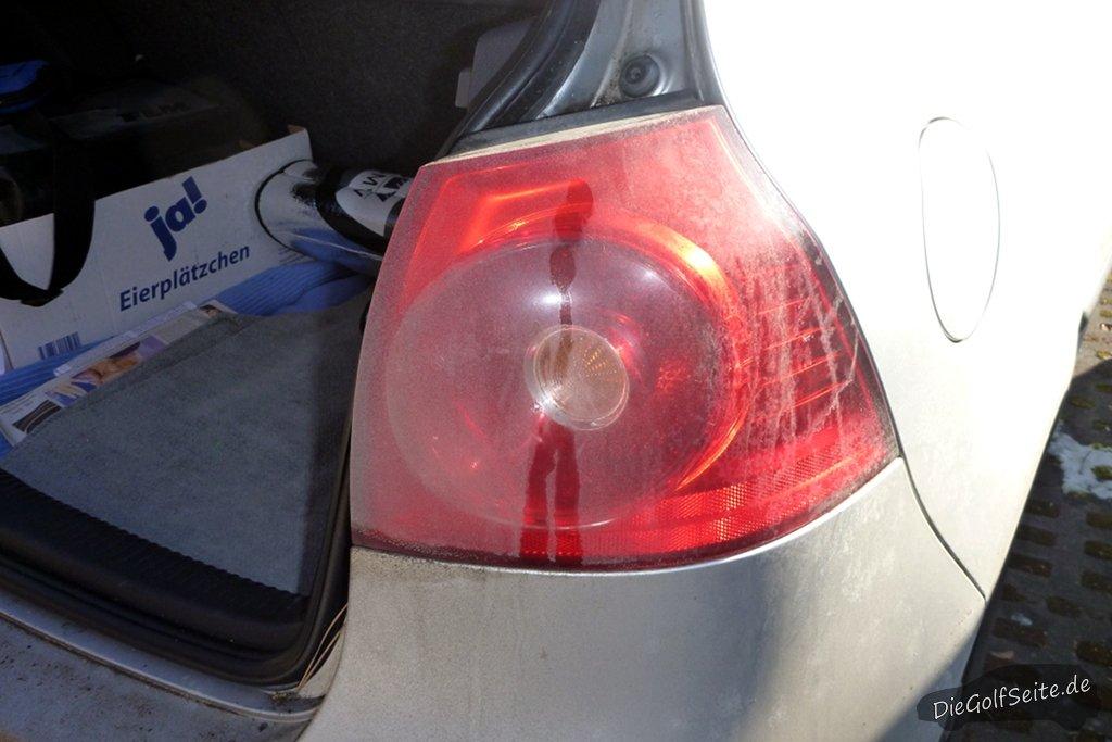 Golf 5 Lampen : Die golf seite u austausch leuchtmittel im rücklicht beim vw golf v